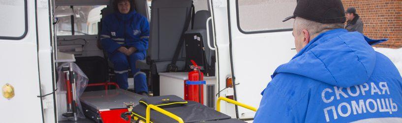 «Скорая помощь» для южской больницы
