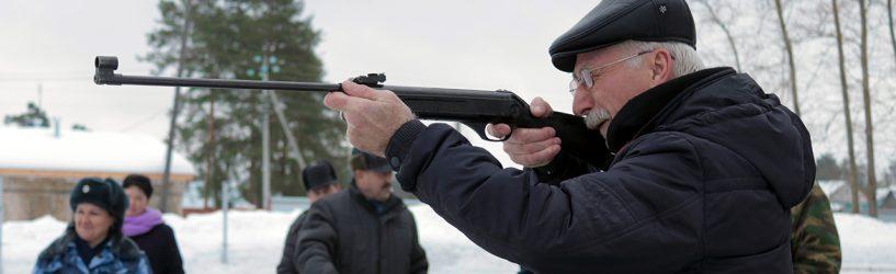 Стреляли бывшие сотрудники исправительных учреждений