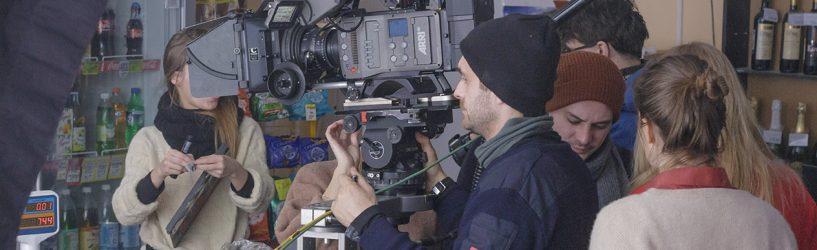 В селе Хотимль Южского района прошли первые съемки художественного фильма