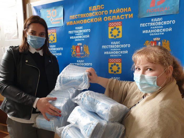 Депутат Ивановской областной думы Владимир Гришин оказал помощь районам