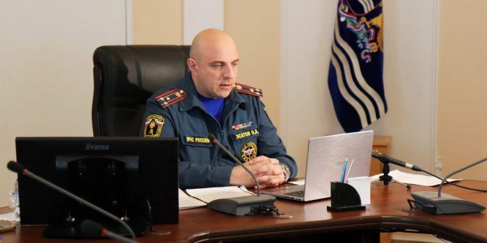 В регионе с 15 апреля установлен особый противопожарный режим