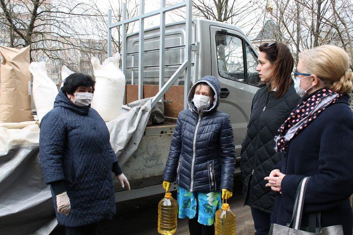 Семья из Южи получила помощь от  депутата